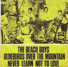 Beach Boys Bluebirds Over The Mountain Denmark