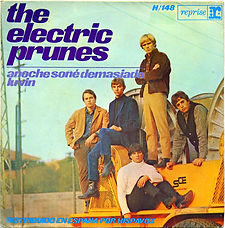 Electric Prunes I Had Too Much To Dream Spain