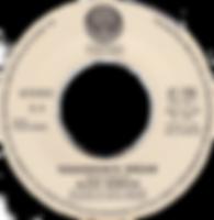 Black Sabbath - Tomorrow's Dream / Orietta Berti - 2 songs - Italy Vertigo / Polydor AS 186 - 1972 - Promo