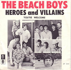 Beach Boys Heroes and Villains Norway