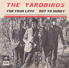 Yardbirds For Your Love Denmark