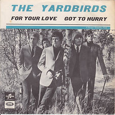 Yardbirds For Your Love Sweden