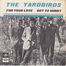 Yardbirds For Your Love Sweden