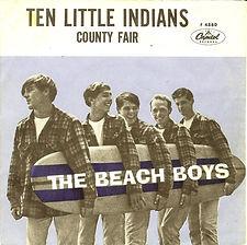 Beach Boys Ten Little Indians SWE