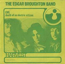 Edgar Broughton Band Evil Holland
