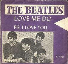 Beatles Love Me Do Norway