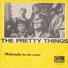 Pretty Things Midnight To Six Man Norway