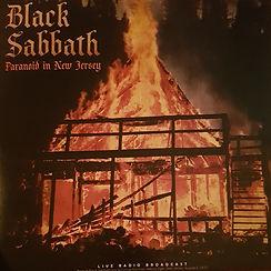 Black Sabbath - Paranoid in New Jersey