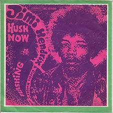 Jimi Hendrix Hush Denmark