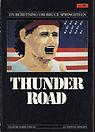 Bruce Springsteen - Thunder Road - Norwegian book