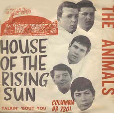 Animals House Of The Rising Sun Norway