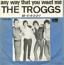 Troggs Any Way That You Want Me Denmark