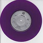 Black Sabbath - Hard Road / Symton Of The Universe  Vertigo SAB 002 UK 1975  EX- PURPLE VINYL  €12
