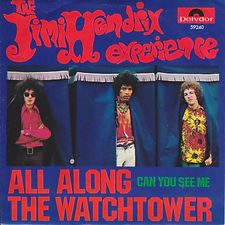 Jimi Hendrix All Along The Watchtower Norway