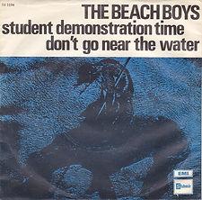 Beach Boys Don't Go Near The Water Denmark