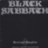 Black Sabbath - Devil And Daughter (Same onesided - In box with 2 photo and 2 inserts ) - UK - I.R.S. EIRS 115- 1989