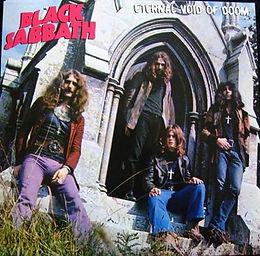 Black Sabbath - Eternal Void Of Doom - LP - Bootleg