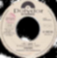 "Black Sabbath - It's Alright / Chrisma - ""U"" Part 1 Vertigo / Polydor AS 5000 364 - 1977 - Promo"