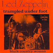 Led Zeppelin Trampled Under Foot Holland