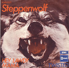 Steppenwolf Hey Lawdy Mama Denmark