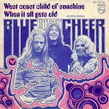 Blue Cheer West Coast Child Of Sunshine Holland