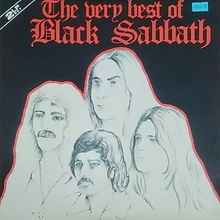 The Very Best of Black Saabath - South Africa