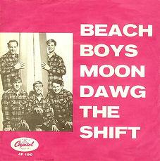 Beach Boys Moon Dawg Sweden