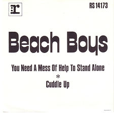 Beach Boys You Nees a Mess Of Help To Stand Alone Sweden