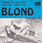 Blond - I wake up and call - In collection - Can be swapped