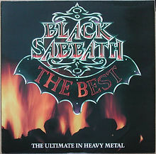 The Best Of Black Sabbath - The Ultimate Heavy Metal