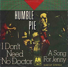 Humble Pie I Don't Need No Doctor Germany