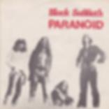 Black Sabbath - Paranoid / Snowblind - Yugoslavia -  Beograd Disc SVKS 3019- 1980 - Front 2