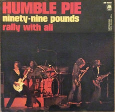 Humble Pie Ninety-Nine Pounds Italia