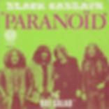 Black Sabbath - Paranoid / Rat Salad - Belgium - Vertigo 6059 014- 1970