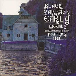 Black Sabbath - Early Ritulas - LP - Bootleg