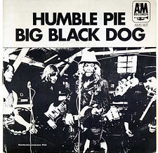 Humble Pie Big Black Dog France