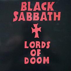 Black Sabbath - Lords of Doom LP