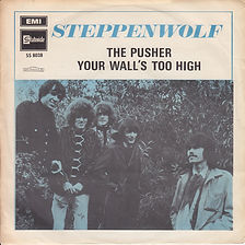 Steppenwolf The Pusher Sweden