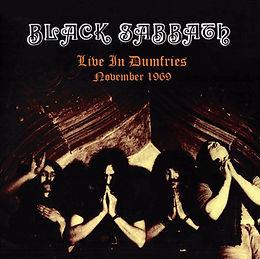 Black Sabbath - Live in Dumfries 1969  Bootleg