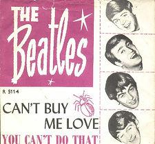 Beatles Can't Buy Me Love Norway