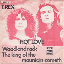 T Rex Hot Love Norway