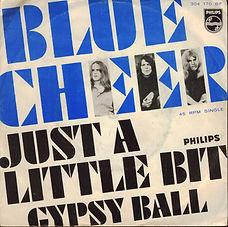Blue Cheer Just a Little Bit Holland