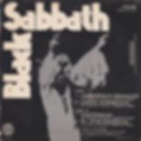 Black Sabbath - Tomorrow's Dream / Laguna Sunrise / Changes / St.Vitus Dance - Brasil -Vertigo 6276 008- 1973 - back
