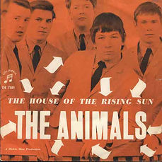 Animals House Of The Rising SUn Sweden