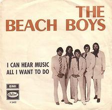 Beach Boys I Can Hear Music SWE