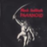 Black Sabbath  - Paranoid / Iron Man - Sweden - Planet/NEMS BSS 101 - 1980
