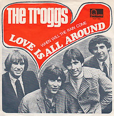 Troggs Love Is All Around Norway