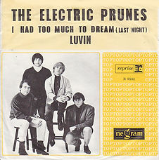 Electric Prunes I Had Too Much To Dream Last Nigh Holland