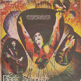 Moody Blues - Night In White Satin / Black Sabbath - Changes / Deep Purple - Fools - Thailand - Cash Box KS 190 - 197?- Front