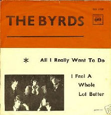 Byrds All I Really Want To Do Sweden